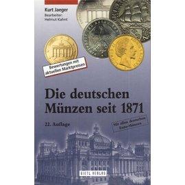 Gietl Die deutschen Münzen seit 1871
