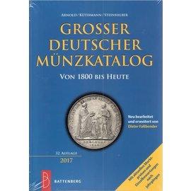 Battenberg Grosser Deutscher Münzkatalog von 1800 bis heute