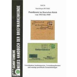 Neues Handbuch Postdienste im Deutschen Reich von 1933 bis 1945
