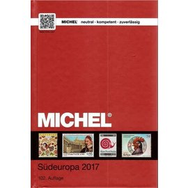 Michel Europa-Katalog Band 3 Südeuropa 2017