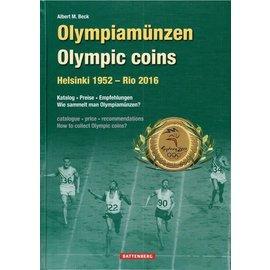 Battenberg Olympiamünzen - Olympic Coins