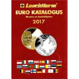 Leuchtturm Euro Katalogus Munten en bankbiljetten 2017