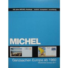 Michel Ganzsachen-Katalog Europa ab 1960 Westliches Europa 2011