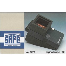 Safe watermark detector Signoscope T 2