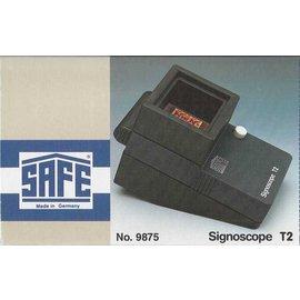 Safe watermark detector Signoscope T 2