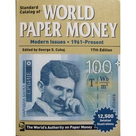 Krause World Paper Money Modern Issues 1961-Present