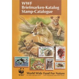 Groth WWF op postzegels