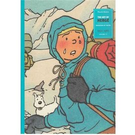 moulinsart The Art of Herge Inventor of Tintin volume 3 1950-1983