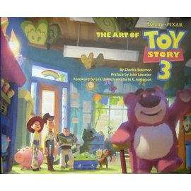 Chronicle Books The Art of Toy Story 3