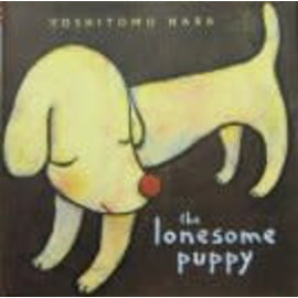 Chronicle Books the lonesome puppy