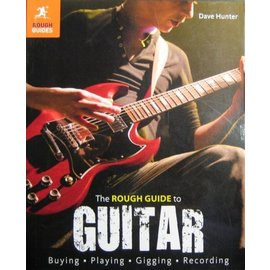 Penguin Books The Rough Guide to Guitar