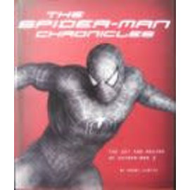 Chronicle Books The Spider-Man Chronicles