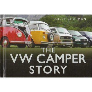 History Press The VW Camper Story