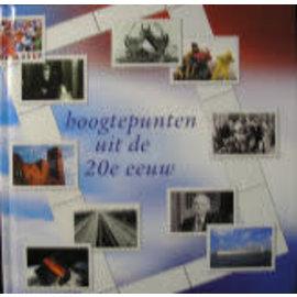 Davo thema-boek no. 2 'Hoogtepunten uit de 20e eeuw'