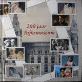 Davo thema-boek no. 3 '200 jaar Rijksmuseum'
