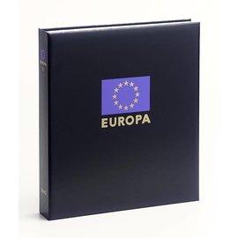 Davo Luxus Album Europa CEPT VII 2017-2018