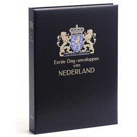 Davo Luxury album FDC Netherlands