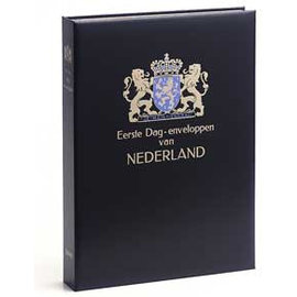 Davo Luxus Album FDC Niederlande