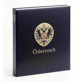 Davo Luxus Album Österreich I 1850-1937