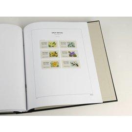 Davo Luxus Grossbritannien Fast Stamps 2014