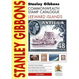 Gibbons Stamp Catalogue Leeward Islands