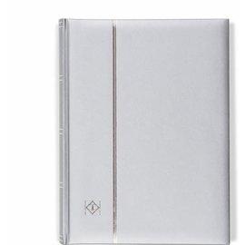 Leuchtturm insteekboek Comfort S 64 zilver