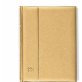 Leuchtturm Insteekboek Comfort S 64 gouden kaft