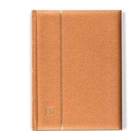 Leuchtturm Stockbook Comfort S 64 bronze
