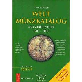Battenberg Weltmünzkatalog 20. Jahrhundert 1901-2000