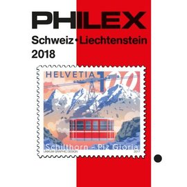 Philex Switzerland · Liechtenstein 2018
