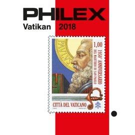 Philex Vatikan mit Kirchenstaat 2018