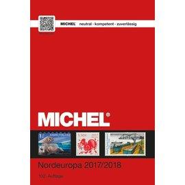 Michel Europa-Katalog Band 5 Nordeuropa 2017/2018