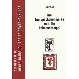 Neues Handbuch Die Tunispäckchenmarke und die Palmenstempel