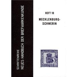 Neues Handbuch Die Briefmarken von Mecklenburg-Schwerin