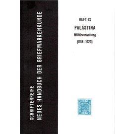 Neues Handbuch Palästina Militärverwaltung (1918-1920)