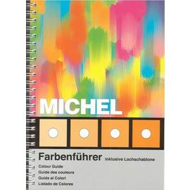 Michel Farbenführer · Colour Guide · Guide des Couleurs