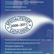 NVPH Catalogus Postzegels Nederland 2021