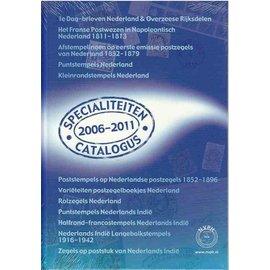 NVPH Specialiteitencatalogus Nederland 2006 - 2011