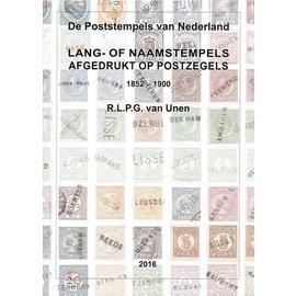 Po & Po Lang- of Naamstempels afgedrukt auf Marken 1852-1900