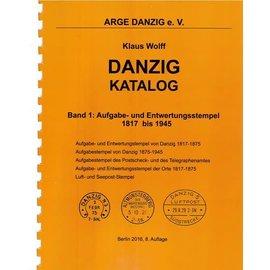 Wolff Danzig Katalog Volume 1