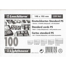 Leuchtturm stock cards Standard PS - set of 100