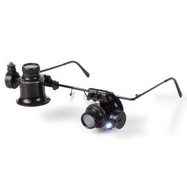 Leuchtturm Magnifier Spectacles Binokel