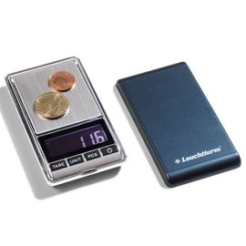 Leuchtturm Digitale coin scale Libra 100