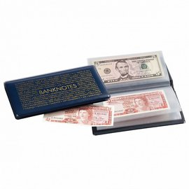 Leuchtturm Route album zakformaat bankbiljetten