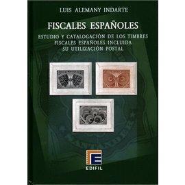 Edifil Fiscale zegels Spanje 2008