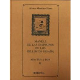 Edifil Spain Volume 2 Zona Republicana 1931-1939