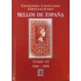 Edifil Spain Volume 3 1950-1990