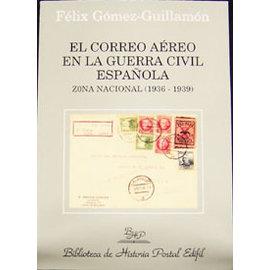 Edifil Spanien Luftpost nach dem Bürgerkrieg