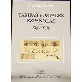 Edifil Spain Postal Rates 19th Century