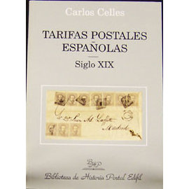 Edifil Tarifas Postales Españolas - Siglo XIX